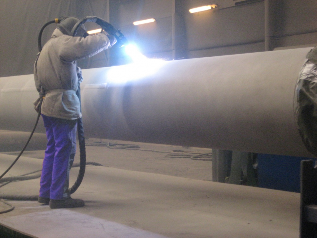 Thermal Spray Kamps Straalbedrijf En